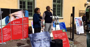 Almedalen Speakers Corner